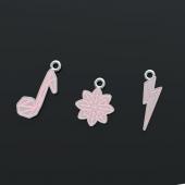 Стильная подвеска - символ нота Creation