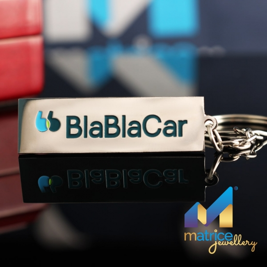 "Брелок с логотипом ""BlaBlaCar"""