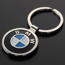 """Серебряный брелок """"BMW"""""""