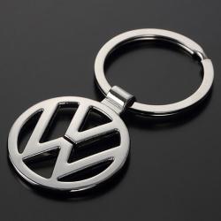 "Серебряный брелок ""Volkswagen"""