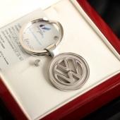 """Брелок из серебра """"Volkswagen"""""""