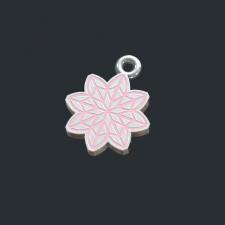 Дизайнерская подвеска - талисман цветок Beauty