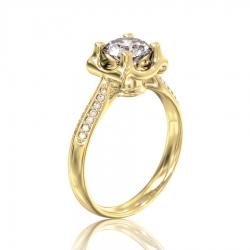 Кольцо для помолвки Estel