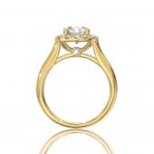 Кольцо помолвочное Julian
