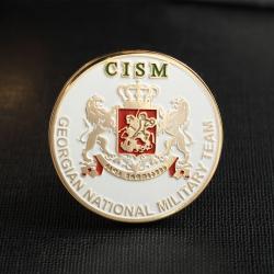 Монета с гербом