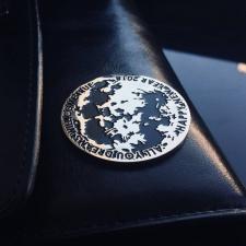Эксклюзивная золотая монета