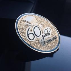 Юбилейная монета из золота