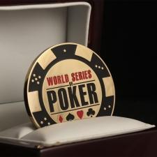 Сувенирная покерная фишка «World series poker»