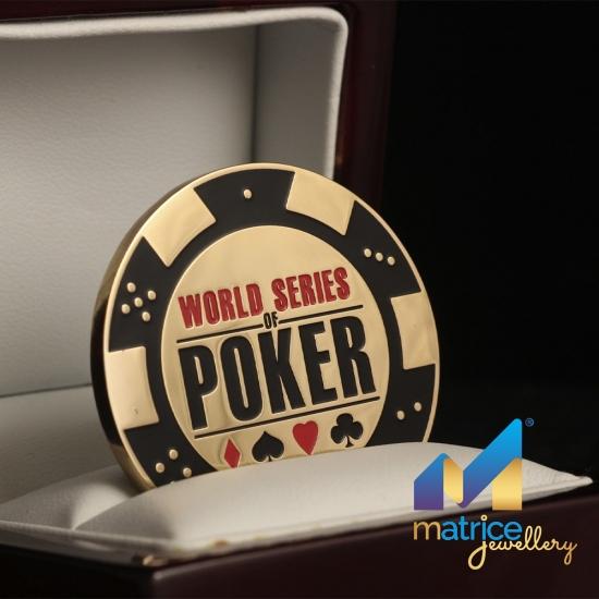 Сувенирная покерная фишка World Series Poker