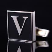 "Запонки с инициалами ""VG"""
