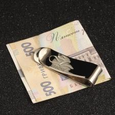 Зажим для денег с Гравировкой SHOW