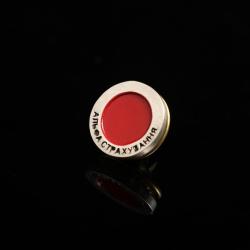 Значок с логотипом